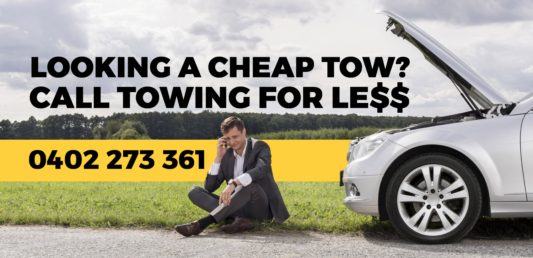 adelaide cheap towing service